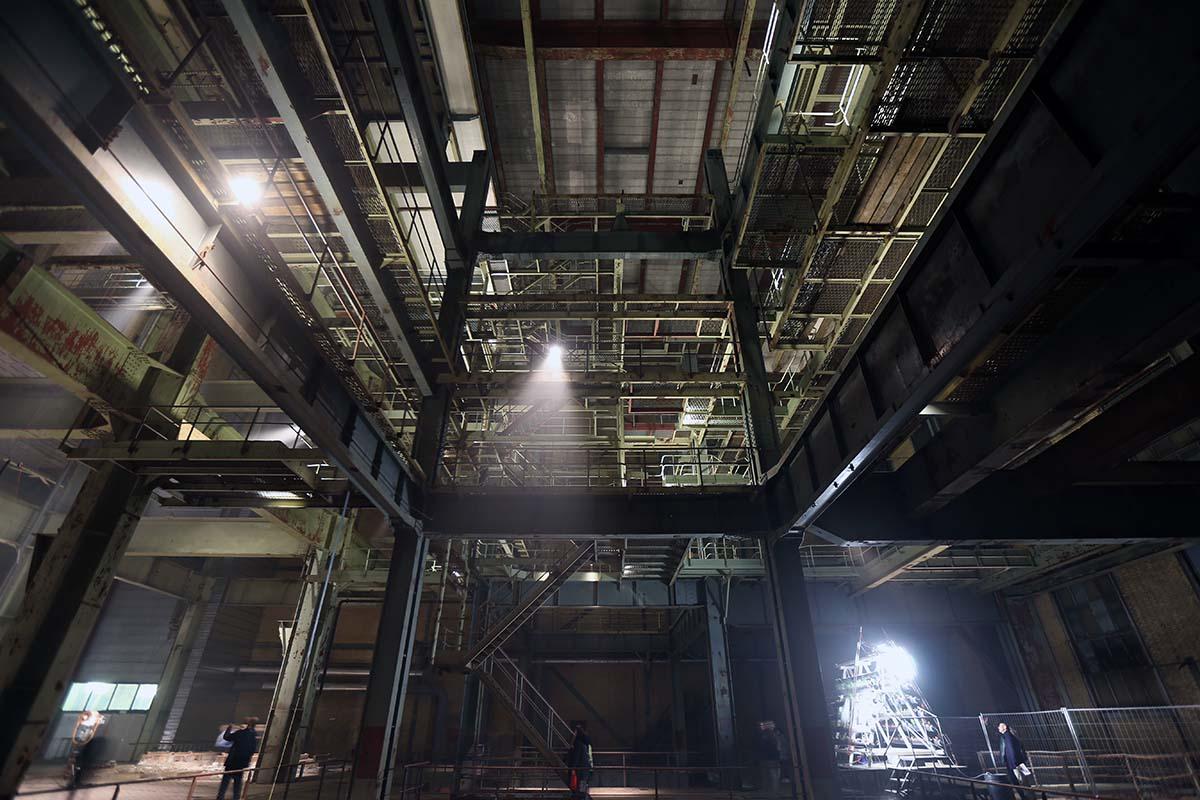 Zwanikken Fabriek